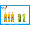 China Embalaje del carrete de película de la manga del encogimiento del PVC del alto grado para las pequeñas bolsitas de té/comidas/bebidas wholesale