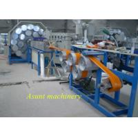 China High Strength Pvc Pipe Extruder Machine Plastic Pipe Production Line 100-150kg/H wholesale