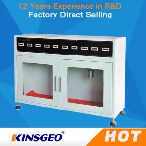 China KJ-6010 Peel Adhesion Test Equipment / Viscosity Testing Equipment 10 Sets Weights wholesale