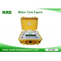 Buy cheap Three Phase Portable Reference Standard Meter On - Site Tester Class 0.05 from wholesalers