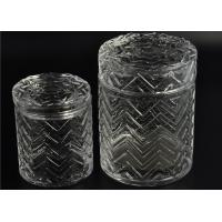 Modern Tall Glass Candle Holder Glassware Large Capacity 69ml