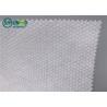 China Pearl Pattern Spunlace Nonwoven Fabric Polyester / Viscose Cross Lapping wholesale