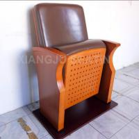 Buy cheap Small Size Leather Lecture Hall Seating Chairs For Conference Room from wholesalers