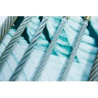 China good quality round strand galvanized steel wire rope 6*61+FC 6*61+IWR wholesale