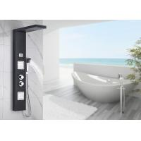 China ROVATE Waterfall Style Shower Panel System Ceramic Valve Core Material wholesale