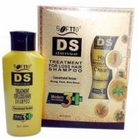3+ Treatment for loss hair shampoo(200ml+100g cream)