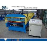 China 0.-0.8mm Thickness Material Metal Roofing Sheet Crimping Curving Machine wholesale