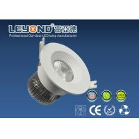 China Residential Lighting LED DownLight lamps Aluminum Cree COB with 38D 60D Beam Angle on sale