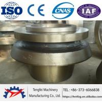 China Steel cast grinding table for vertical mill wholesale