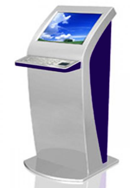 Stand alone kiosk images for Stand alone outdoor privacy screen