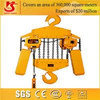 China Electric Chain Hoist, Hoist with Traveling Trolley wholesale