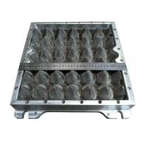 Buy cheap Plastic 30 Cavities Egg Tray Dies Paper Egg Box Aluminum Moulds with CNC from wholesalers