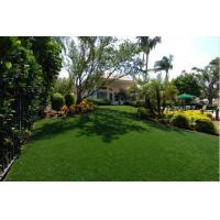China 10000Dtex 35mm Four Colors Artificial Fake Turf Grass for Decoration wholesale