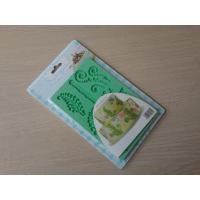 China Professional Heart Resist Silicone Fondant Mould , Green Gum Paste Mold wholesale