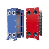 China High Performance Plate Heat Exchanger , Gasketed Heat Exchanger For Various Industrial Lines wholesale