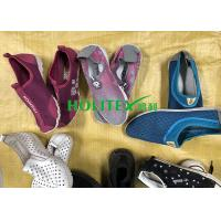 China Popular Second Hand Womens Shoes , Clean Used Canvas Shoes For Summer wholesale