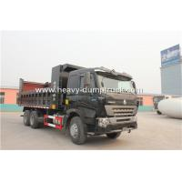 China 20m³ Dumper Bucket Capacity Dump Truck Produced By SINOTRUK HOWO A7 Brand wholesale