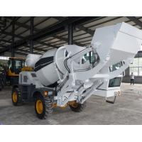 China Euro II 1.5 M3 Concrete Construction Equipment With 2300L Drum Easy Operation wholesale