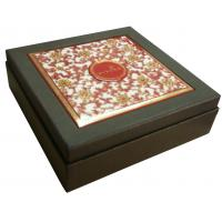 China Paper Cardboard Keepsake Gift Boxes With Velet Lining For Gift on sale
