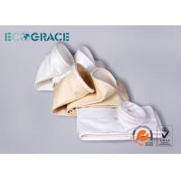 China Homo Nonwoven Fabric Acrylic Filter Bags In Smoke And Gas Filtration on sale
