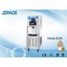 China Professional Frozen Yogurt Maker , Frozen Yogurt Equipment Twin Twist Flavor wholesale