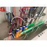 China 1.2CBM Aerosol Paint Filling Machine / Aerosol Filling Equipment wholesale