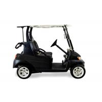 China Soft Leather Seat Electric Street Legal Golf Cart After The Double Drive And Cover wholesale