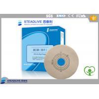 Base plate Ostomy Bag , Medical colostomy bag CE / FDA / ISO