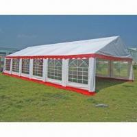 Buy cheap Deluxe PVC Carport, Sized 4 x 4, 4 x 6, 4 x 8, 5 x 6, 5 x 8, 5 x 10, 6 x 8, 6 x 10 and 6 x 12m from wholesalers