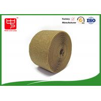 China 100 Mm Wide hook and loop tape for sewing , touch and close fastener wholesale