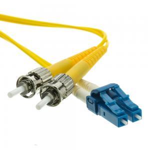 Buy cheap ST do revestimento de PVC De 3.0mm ao cabo de remendo Singlemode frente e verso from wholesalers