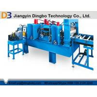 China Middle Plate Style Cable Tray Forming Machine with Chain Drive Type on sale