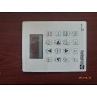 White PET Dull Polish Membrane Touch Switch For 3C Electronic