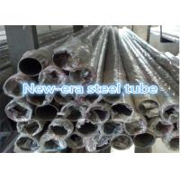 China Round 2 Inch Polished Stainless Steel Pipe For Heat Exchangers / Condensers wholesale
