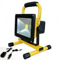 China Multi Function Rechargeable LED Floodlight  with Charger / battery floodlight wholesale