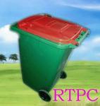 China 240liter plastic garbage bin/trash can/garbage can wholesale