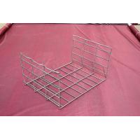 Quality 400*200mm Wire Mesh Cable Tray -stainless steel Basket Cable Tray With OEM for sale