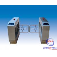 China Normally  40 Person / Min Pass Rate Swing Barrier Gate , Easy Operation Security Turnstile on sale