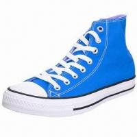 China Canvas Shoes with Rubber/Vulcanization Outsole wholesale