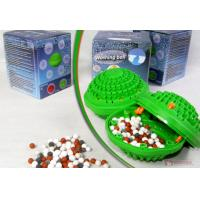 China Eco Laundry Ball with stain sticker and refill bag wholesale