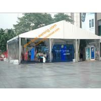 China Transparent  PVC Sidewalls Aluminum 20x20 Tent  for  Outdoor Trade Show Party  Event wholesale