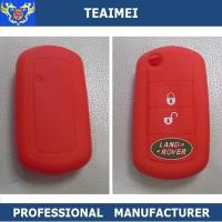 China Promotion Multi Color Remote Silicone Car Key Cover Case For Land Rover wholesale
