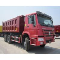 Buy cheap SINOTRUK HOWO 25 ton 6*4 dump truck for sale from wholesalers