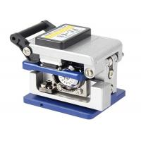 Buy cheap Optical Fiber Cutter For Ftth Fiber Cable , High Precision Fiber Optic Cleaver Tools from wholesalers