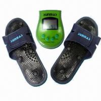 China Health Magnetic Foot Massage Shoes with 10 Intensity Levels, Relieves Numbness, Feet/Leg Fatigue wholesale