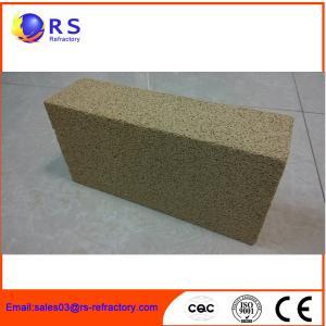 RongSheng High Alumina Insulating Refractory Bricks For Industrial Kiln