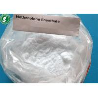 China 99% Purity Steroids Raw Powder Methenolone Enanthate Powder For Muscle Building 303-42-4 wholesale