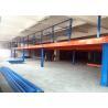 China pisos de entresuelo industriales del metal resistente 1000kg para Warehouse/la oficina wholesale