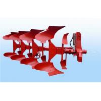China Hydraulic reversible plough , tractor furrow farm plough with competitive price wholesale