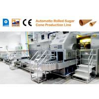 Buy cheap Automatic Sugar Biscuit Ice Cream Cone Making Machine Commerical from wholesalers